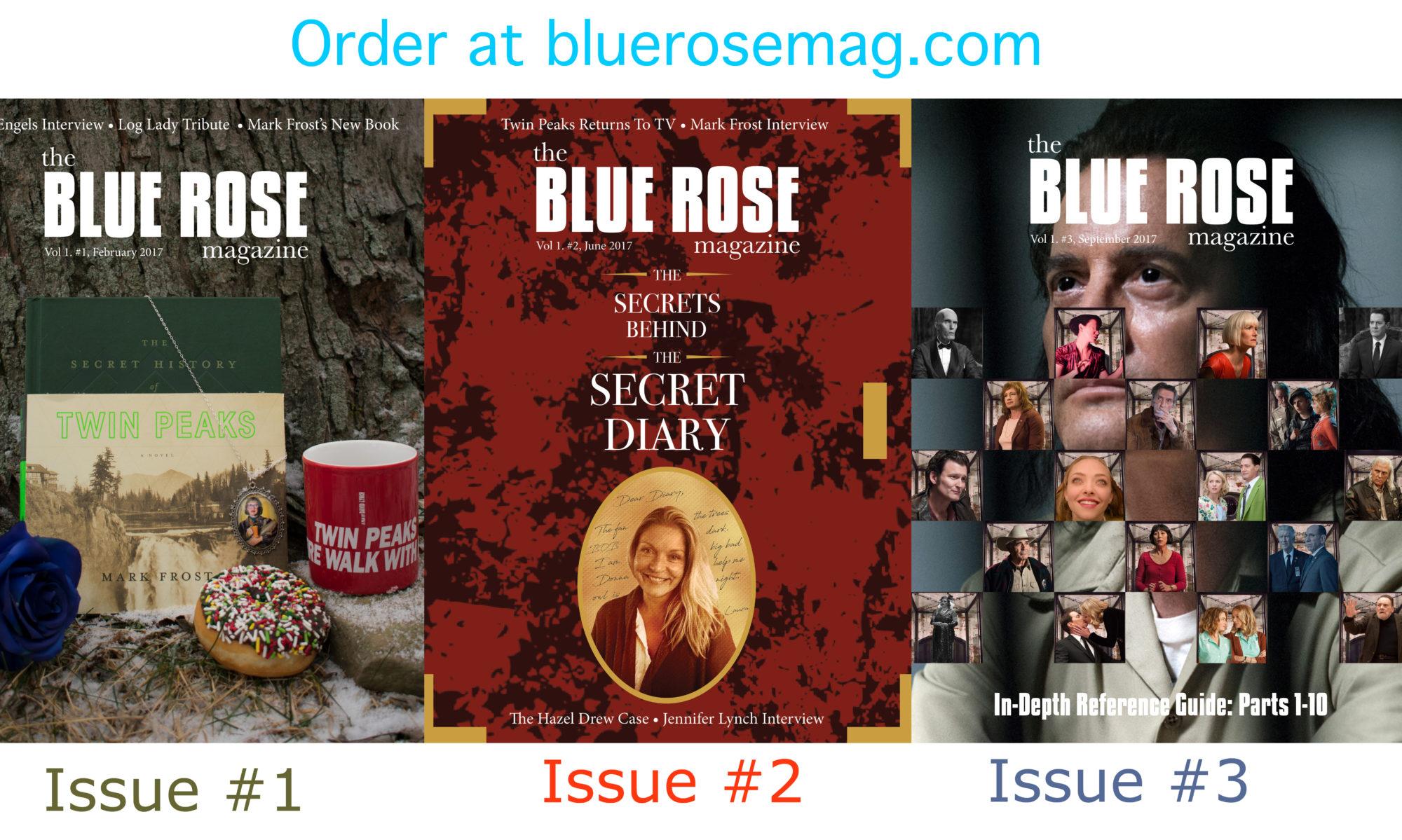 Blue Rose Magazine